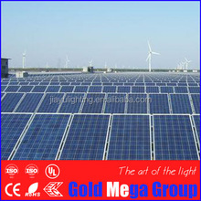 monocrystalline solar cell a grade PV solar 100W to 300W solar panel with CCC CE certification