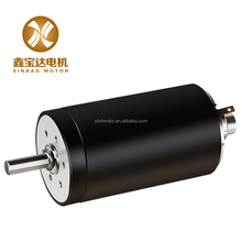 36v permanent magnet dc electric car coreless motor micro 40mm