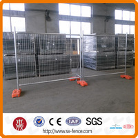 2015 temporary metal fence panels
