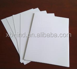1mm 2mm 3mm Thick Transparent Rigid PVC Sheet /rigid plastic sheet