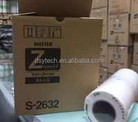 RISO Paper master Roll RZ200 A4 S-2632