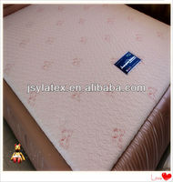 European size latex mattress