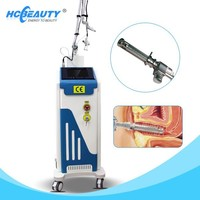 40W fractional co2 laser rapid tightening vagina tightening product