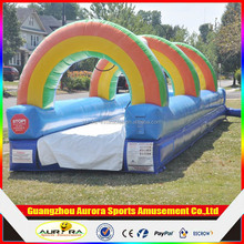 Inflatable Wham-o Slip N Slide Wave Rider /inflatable slip n slide, water slide