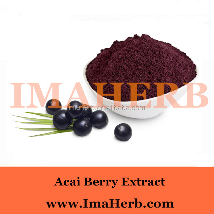 Factory Supply acai berry juice powder