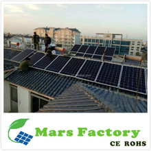 Energy saving 5000w home solar panel system fotovoltaic system