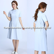 OEM Service Available Hospital Uniform Lab Coat Cotton