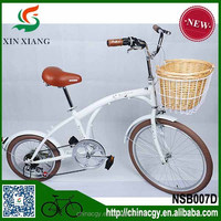 New fashion design hot exporting products lady chopper bike cruiser bicycle