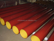 DN40-300 Red coated drainage EN877 cast iron pipe SML