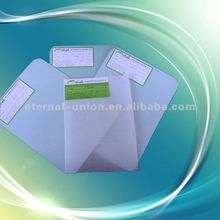 Environmental shoes material sheet for toe puff and back counter