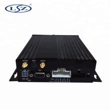 Support 4CH 1080P HD real-time video inputs Mobile <strong>DVR</strong>