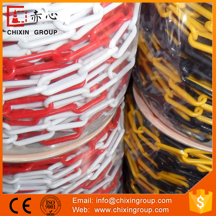 Plastic Chain plastic chain belt plastic chain link wire fence netting