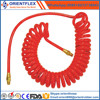 PU Pneumatic air hose,PU coil hose,coil hose for air brake