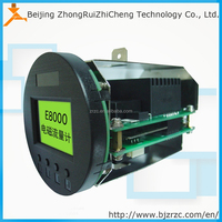 E8000 electromagnetic flow meter for conductive liquid