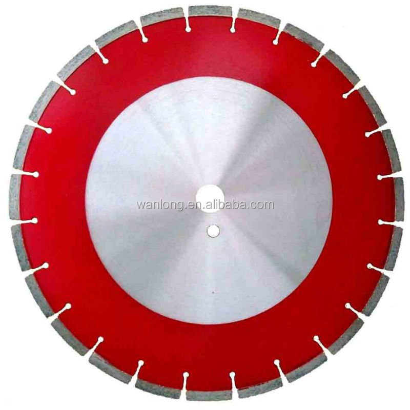 High performance Segment dry cutting diamond saw blade for stone