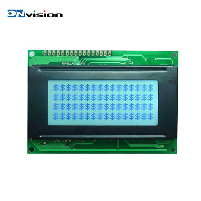 Hot selling 16x4 standard cheap character LCD display