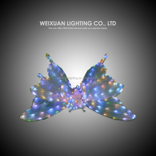 Hot sale colourful decorate led butterfly holiday light