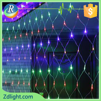 LED holiday net light