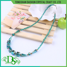 crystal beads different types of necklace chains jewelry