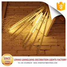 outdoor festival decoration 50cm multi-color meteor shower rain tubes led christmas light
