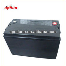 Factory hot sale high quality 12V 100Ah LiFePO4 battery for car
