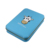 Custom cookie box metal cookie tin boxes rectangular milk cookie boxes