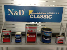 automotive paint made in China