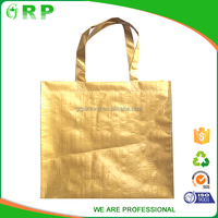 Small high quality custom OEM non woven foldable shopping bag