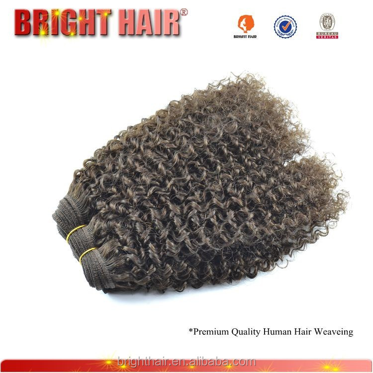 Premium Quality Good Price Afro Jerry Curl Hair Weave Jerry Curl Human Hair For Braiding