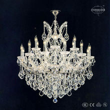 Hight quality euorapean hotel lobby pendant lights Theresa traditional chandelier lights ETL86018
