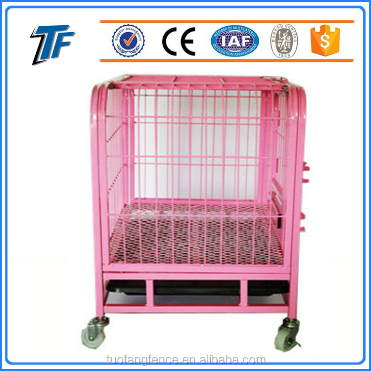 Heavy duty high quality Indoor dog crates low price