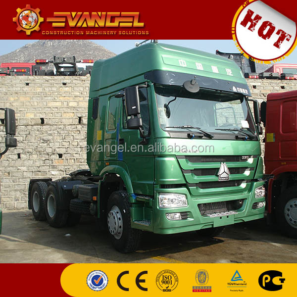 sinotruk howo a7 tractor truck 6x4 tractor head for sale