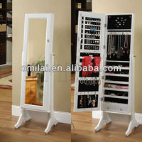 chinese import export companies& household factory made Antique mirrored jewelry cabinet