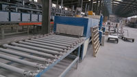 newest PVC profile laminated production line with high level