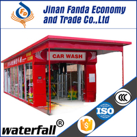 CHINA low price bus washing machine and mobile steam car wash equipment