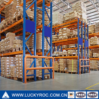 Double Deep Pallet Racking System For Warehouse