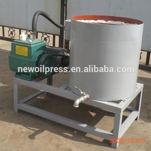 Family used vacuum centrifugal cooking oil purifier
