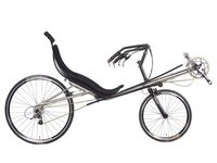 Performer Recumbent Titanium - Unicorn