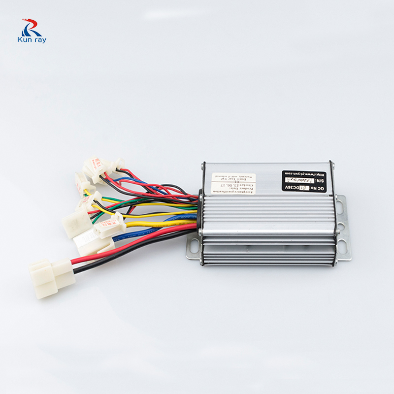 kunray 1000W 36V 48v Brushless Motor Controller Electric Bike Intelligent Motor Controller