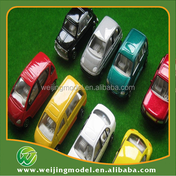 architectural scale model cars, classic cars diecast model 1:50