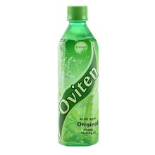 500ml OEM brand drink fresh aloe vera juice soft drink