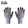 Protective oil-resistant nitrile dot light industrial safety glove