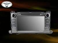 Car DVD For 2010 Toyota Sienna