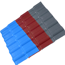 Import export companies of plastic PVC roof tile for modern house Chinese tile