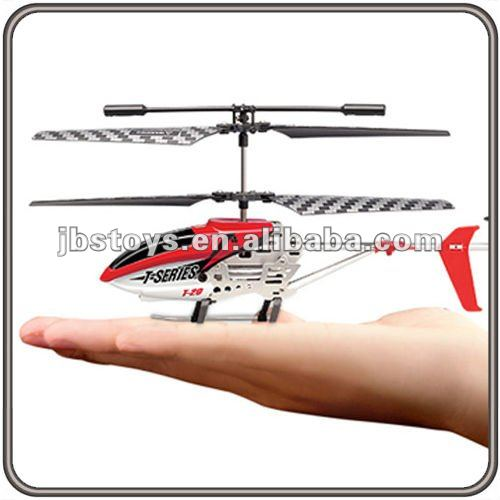T620 Mjx T-Series Alloy Structure Gyro Rc Mini 3Ch Helicopters