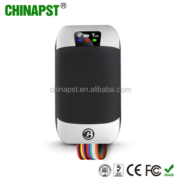 China Popular gsm gps motorcycle alarm system for car PST-VT303F