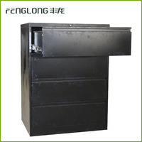 china steel 4 tier lateral filing cabinet philippines