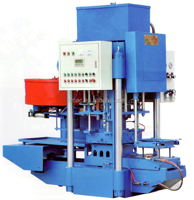 Concrete Floor Tile Casting Machines