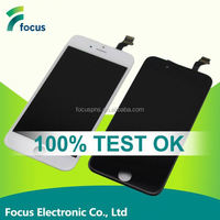 Best price low cost touch screen for iphone 6 lcd touch screen with digitizer assembly