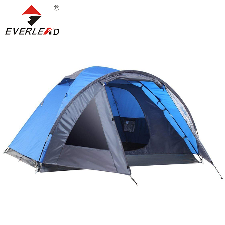 Family Outdoor Waterproof Winter 4 Season OEM Camping Tent Manufacturer